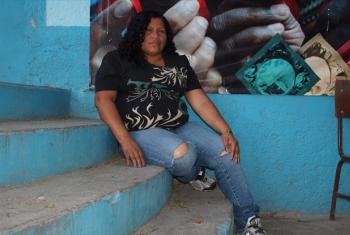 Sulma Ortega and her family were victimized by the MS-13 drug cartel in Guatemala and granted asylum in Mexico. But they have received no help from the Mexican government to rebuild their lives there, and they are now looking to reach the US.