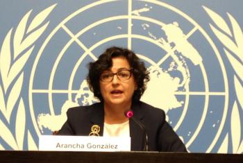 The UN International Trade Centre's Executive Director Arancha Gonzales highlighted the productivity gap between small and medium-sized firms in poorer and richer countries.