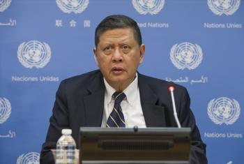 Marzuki Darusman.