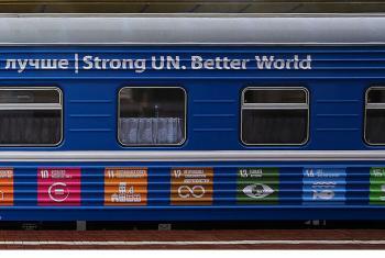 UN70 Belarus Express for SDGs