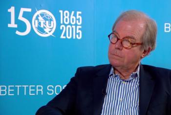 Nicholas Negroponte. ITU (video capture)