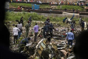 South Sudan Plane Crash.