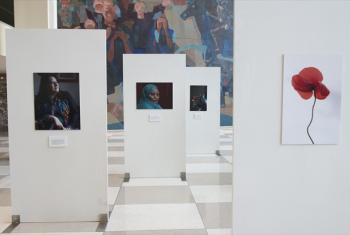 Photo Exhibit 'Poppies: Women and War'