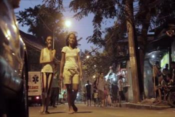 Quezon City. UNIFEED (video capture)