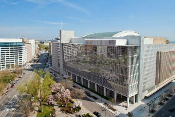 World Bank Headquarters.