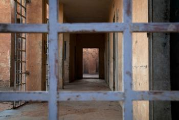 Abandoned cells in the main prison in Gao, north of Bamako, Mali. File