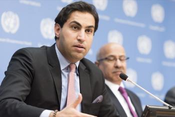 Ahmad Alhendawi.
