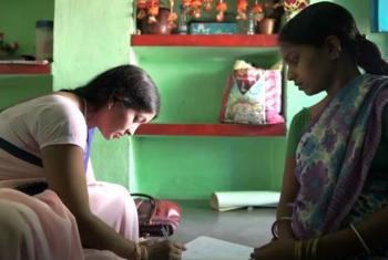 Improvements in an incentive payment system for midwives in India has led to healthier mums and babies.