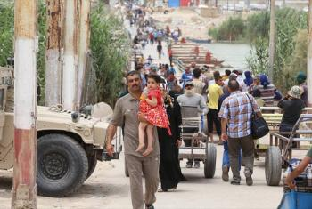 An increasing number of people, including families with children and the elderly, have encountered deadly ambushes as they try to escape areas controlled the Islamic State of Iraq and the Levant (ISIL).