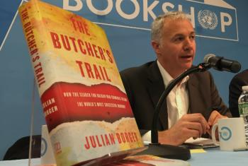 Julian Borger.