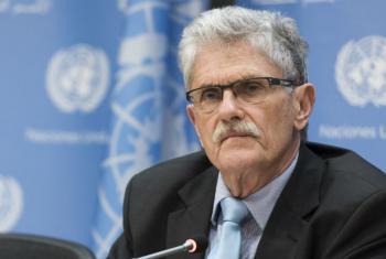 Mogens Lykketoft, President of the General Assembly.