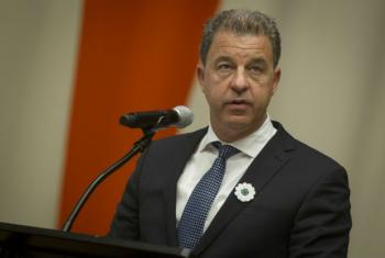 Serge Brammertz, Prosecutor of the International Criminal Tribunal for the Former Yugoslavia (ICTY). UN File Photo/Loey Felipe