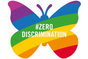 Zero Discrimination Day is an opportunity to join together against discrimination and celebrate everyone's right to live a full and productive life with dignity. Source: UNAIDS