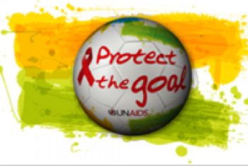 Protect the Goal campaign - UNAIDS