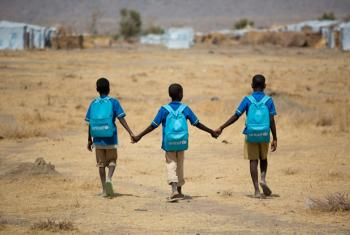 Photo: UNICEF/Karel Prinsloo