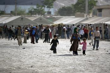 School children in Kabul, Afghanistan.