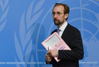"""UN High Commissioner for Human Rights Zeid Ra'ad Al Hussein appealed for transparency into the """"alarming"""" reports of major violations in south-east Turkey."""