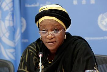 Zainab Bangura.