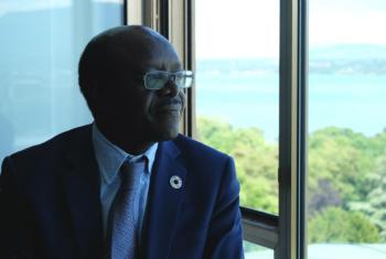 Mukisha Kituyi, head of UN trade and development and agency UNCTAD.