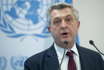 Filippo Grandi, United Nations High Commissioner for Refugees.