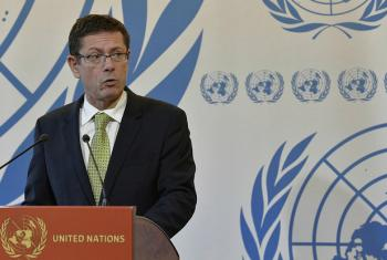 Ivan Simonovic, UN Assistant Secretary-General for Human Rights, said that half of all civilian casualties since the middle of last month were caused by shelling.