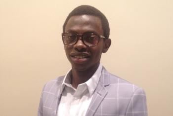 Cedric Nininahazwe.