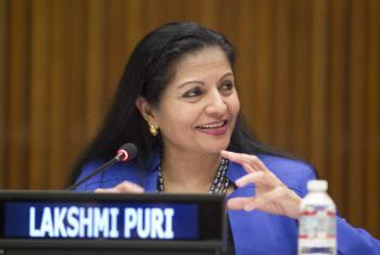 Lakshmi Puri, Deputy Executive Director of UN Women. UN File Photo/Rick Bajornas