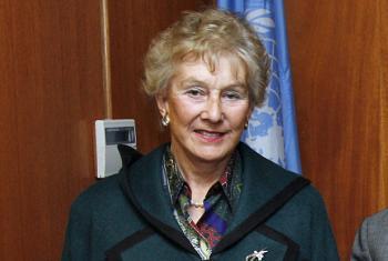 Margaret J. Anstee.