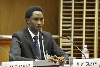 Mr Moustapha Kamal Gueye.