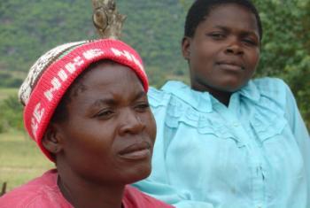 Women in Zimbabwe. File