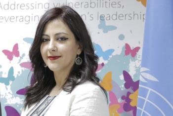 Hiba Qasas.