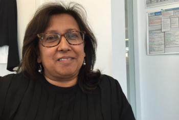UN Women's Director of Policy, Purna Sen.