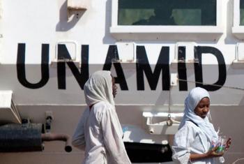 Photo: UNAMID