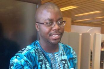 Raindolf Owusu.