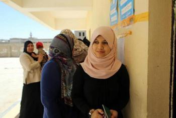 Women in Libya; UN