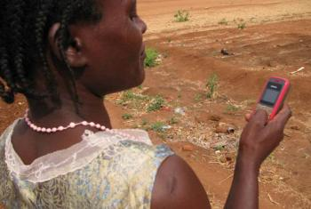 Research projects by WFP and UN Global Pulse focused on analysing how the use of mobile phone data can help identify hunger needs and improve humanitarian response.