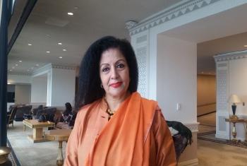 Lakshmi Puri.