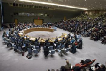 The Security Council unanimously adopts resolution 2331 (2016), condemning in the strongest terms all instances of trafficking in persons in areas affected by armed conflicts.
