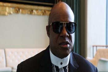 Stevie Wonder ; UN