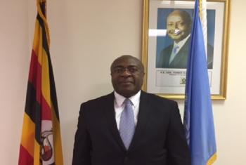 Dr Richard Nduhuura, Ambassador & Permanent Representative of The Republic of Uganda to the UN.