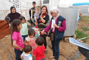 WHO responds to health challenges facing people in Iraq.