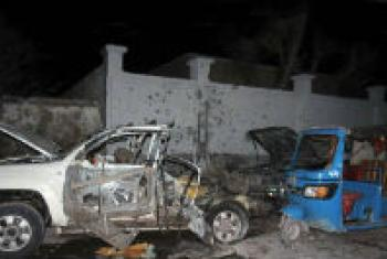 Violent extremists have carried out bombings in the Somali capital of Mogadishu on various occasions. File