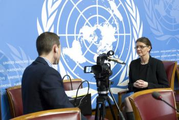 The UN Refugee Agency's Cécile Pouilly called on EU Member States to take immediate action to protect the safety of asylum-seekers.