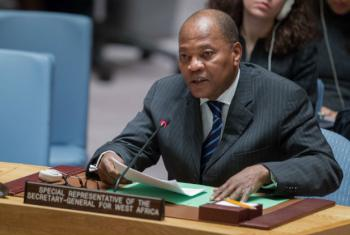 Mohammed Ibn Chambas, head of the UN Office for West Africa and the Sahel (UNOWAS). UN File Photo/Manuel Elias.