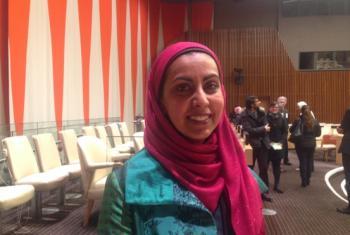 Zarqa Nawaz.