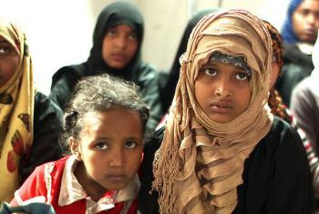 The humanitarian crisis particularly affects the most vulnerable which includes children, the elderly, women and the disabled, many of whom rely entirely on humanitarian assistance.