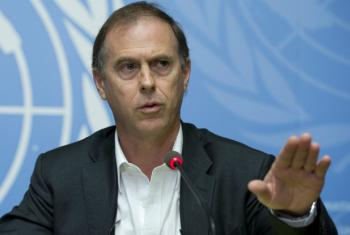 Rupert Colville, spokesperson for the UN Office of the High Commissioner of Human Rights.