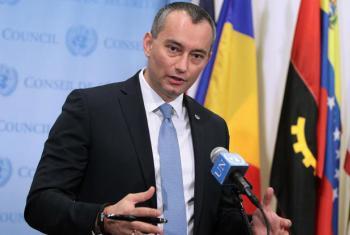Nickolay Mladenov. (file)