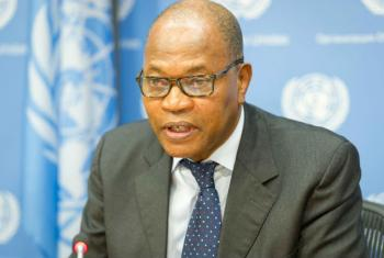 Mohammed Ibn Chambas, Special Representative of the Secretary-General and Head of the United Nations Office for West Africa and the Sahel (UNOWAS).