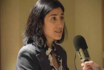 Cristina Rapone.